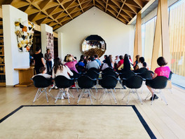 Betjeman Poetry Camp recital at Windmill Hill