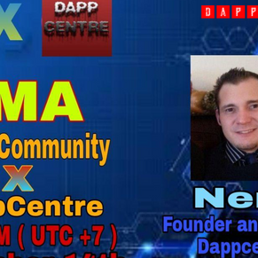 DAPPCENTRE LIVE AMA WITH FOTAIX COMMUNITY! 11.14.2020