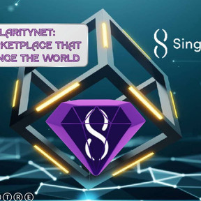 ARTIFICIAL INTELLIGENCE IS THE FUTURE & THE FUTURE IS NOW WITH SINGULARITYNET! $AGIX