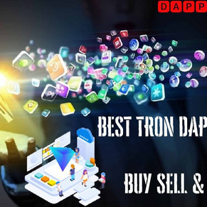 BEST TRON DAPP TOKENS TO BUY, SELL, & HODL!!