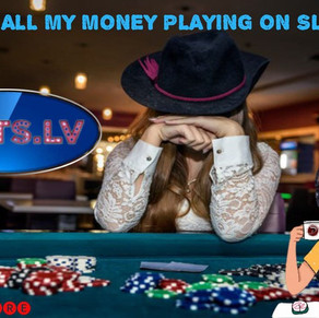 I LOST ALL MY MONEY PLAYING ON SLOTS LV! CAN I WIN IT BACK?!