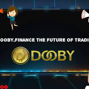 DOOBY FINANCE! THE FUTURE OF TRADING!