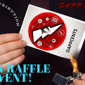 BURN RAFFLE DRAWING! DIVIDEND DISTRIBUTION FOR SEPTEMBER 2020