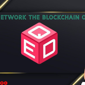 QED NETWORK THE BLOCKCHAIN ORACLE!