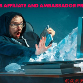 DAPPSTATS AFFILIATE & AMBASSADOR PROGRAM! START EARNING NOW!