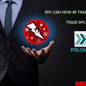 TRADE DPC ON POLONIDEX!!! THE BEST DEX IN THE WORLD!