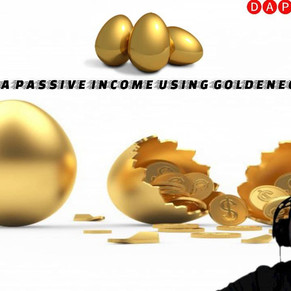 WHY I AM STILL BULLISH ON GOLDENEGGS FINANCE!