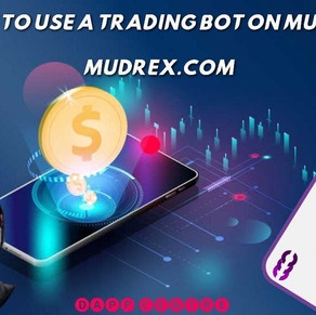 HOW TO USE TRADING BOTS ON MUDREX.COM!
