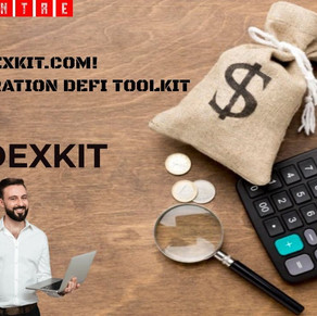 DEXKIT.COM! THE NEXT GENERATION DEFI TOOLKIT!