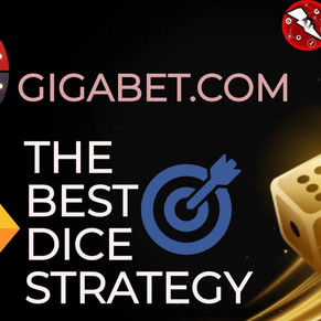 GIGABET.COM DICE BETTING STRATEGY! *SECRET REVEALED*