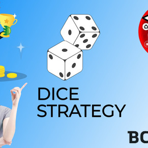 BC GAME CHALLENGE! DICE STRATEGY!