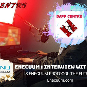 ENECUUM: INTERVIEW WITH CEO MIKE SAYFULLER! IS ENQ PROTOCOL THE FUTURE?