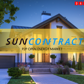 SUNCONTRACT.ORG! A BLOCKCHAIN-BASED ENERGY MARKETPLACE