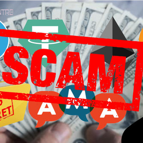 AMA SCAMS EXPOSED! CRYPTOS DARKEST SECRESTS!