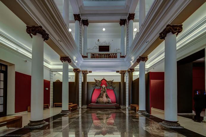 EXPOSICIÓN GUILLERMO DEL TORO GUADALAJARA, REHAB DISEÑO MUSEOGRAFÍA