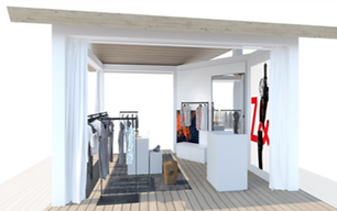Pop up store saint tropez nikki beach location pop up store boutique epeheremere .p