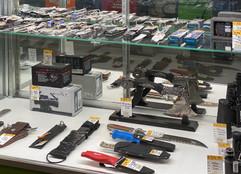 Knives, Scopes, & Binoculars