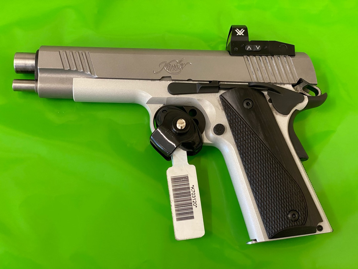 KIMBER STAINLESS LW