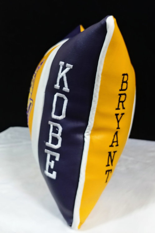 Double Sided Lakers Pillow