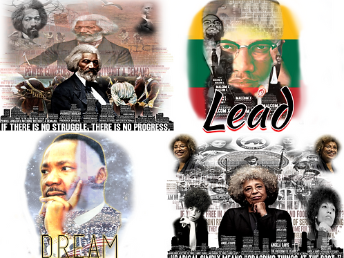 8 Photo Black History Bundle