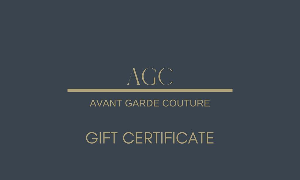 ArtWear Gift Certificate
