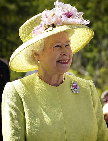 Our Queen, The Queen of Hats