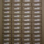 ARCHIVE. boxes. Photo credit- Alex Talam