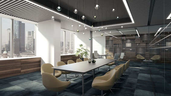 LAW OFFICE INTERIORS, WARSAW