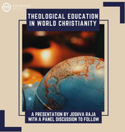 The Handbook of Theological Education in World Christianity