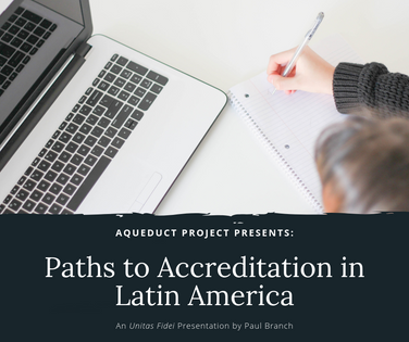 Paths to Accreditation in Latin America