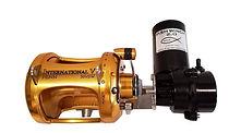 electric fishing reel motor for Penn Int