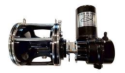 Electric motor for Penn 113H, 114H, 115,