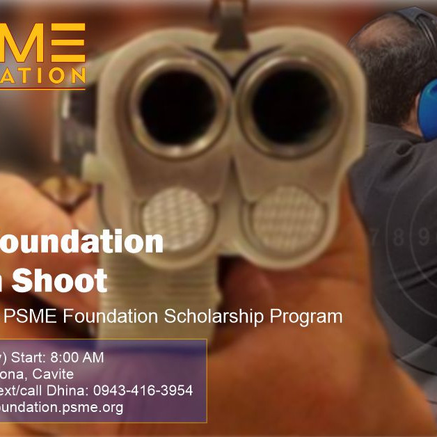 1st PSME Foundation Fun Shoot