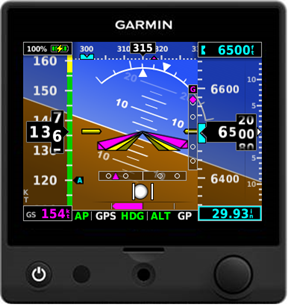 New Features for Garmin's G5