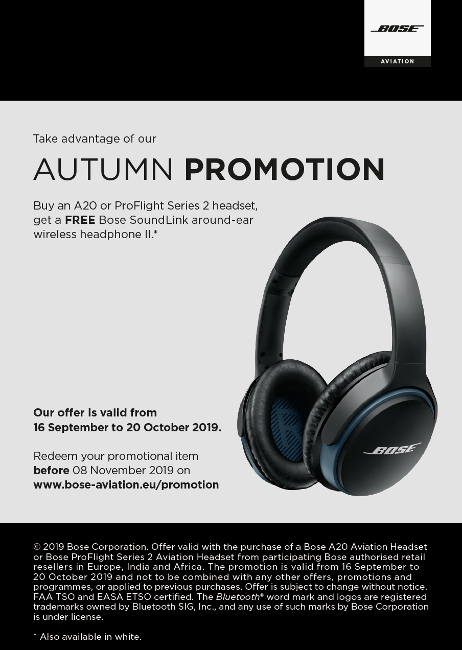 Don't Miss out on this amazing Gift from BOSE