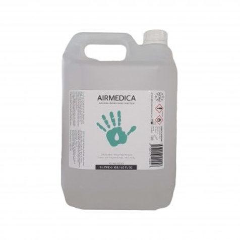 Airmedica 70%  Hand Sanitiser 5lt