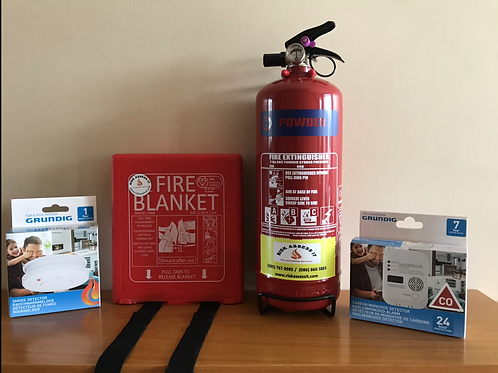 Home Fire Safety Package