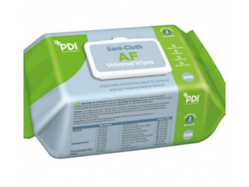Disinfectant Wipes 200 Soft Pack