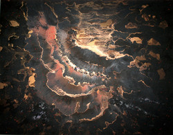 Cosmic Depth 90 x 75cm_Fotor
