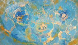 Blue Sky (153x92cm)