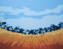 Coastal Tide 102 x 76 cm
