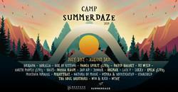 CAMP SUMMERDAZE DESIGN