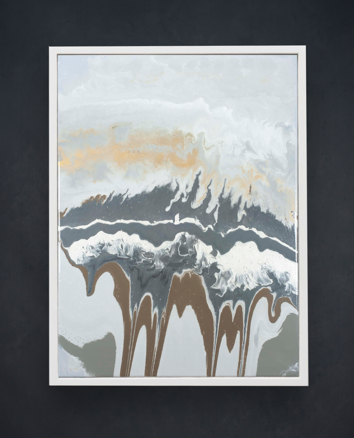 Cliff Series 2 100cmx70cm