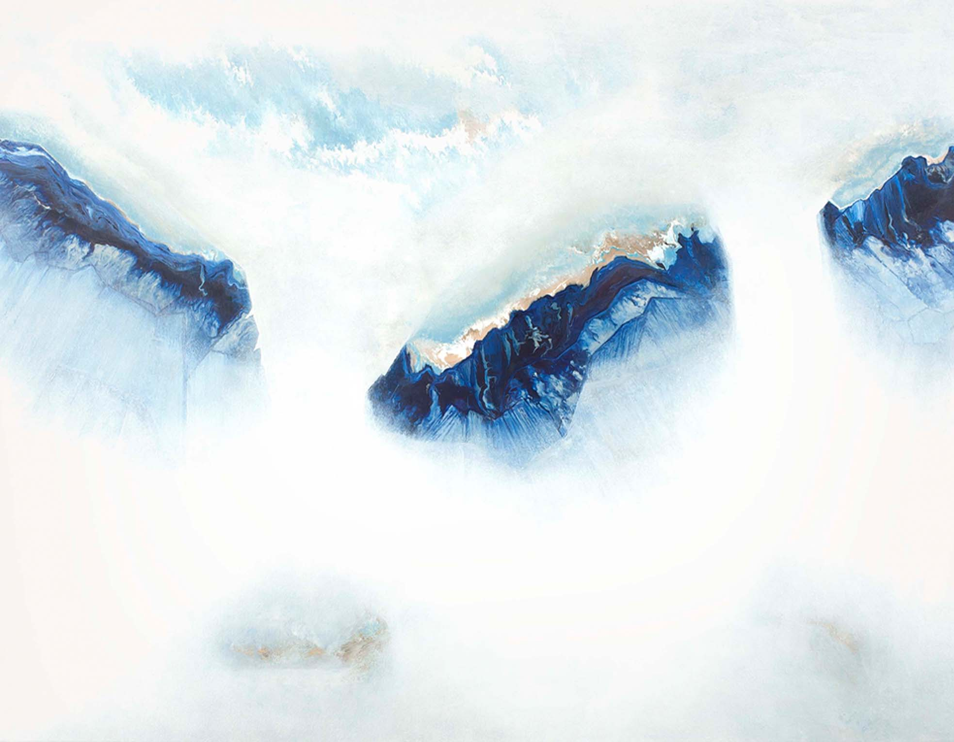 Island Mist 2 100cmx80cm