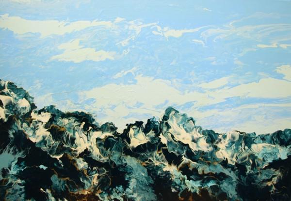 Lonely Ocean 100 x 70 cm (resized)