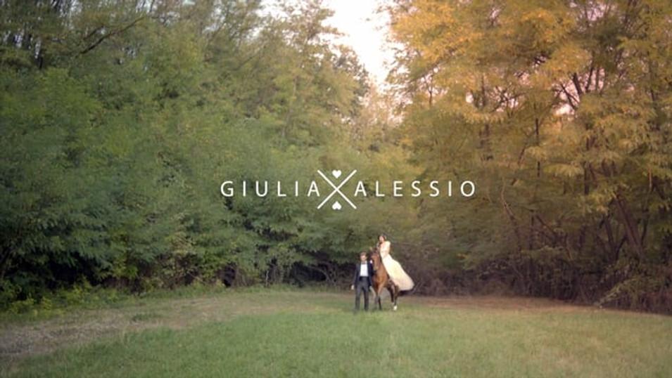 Giulia & Alessio