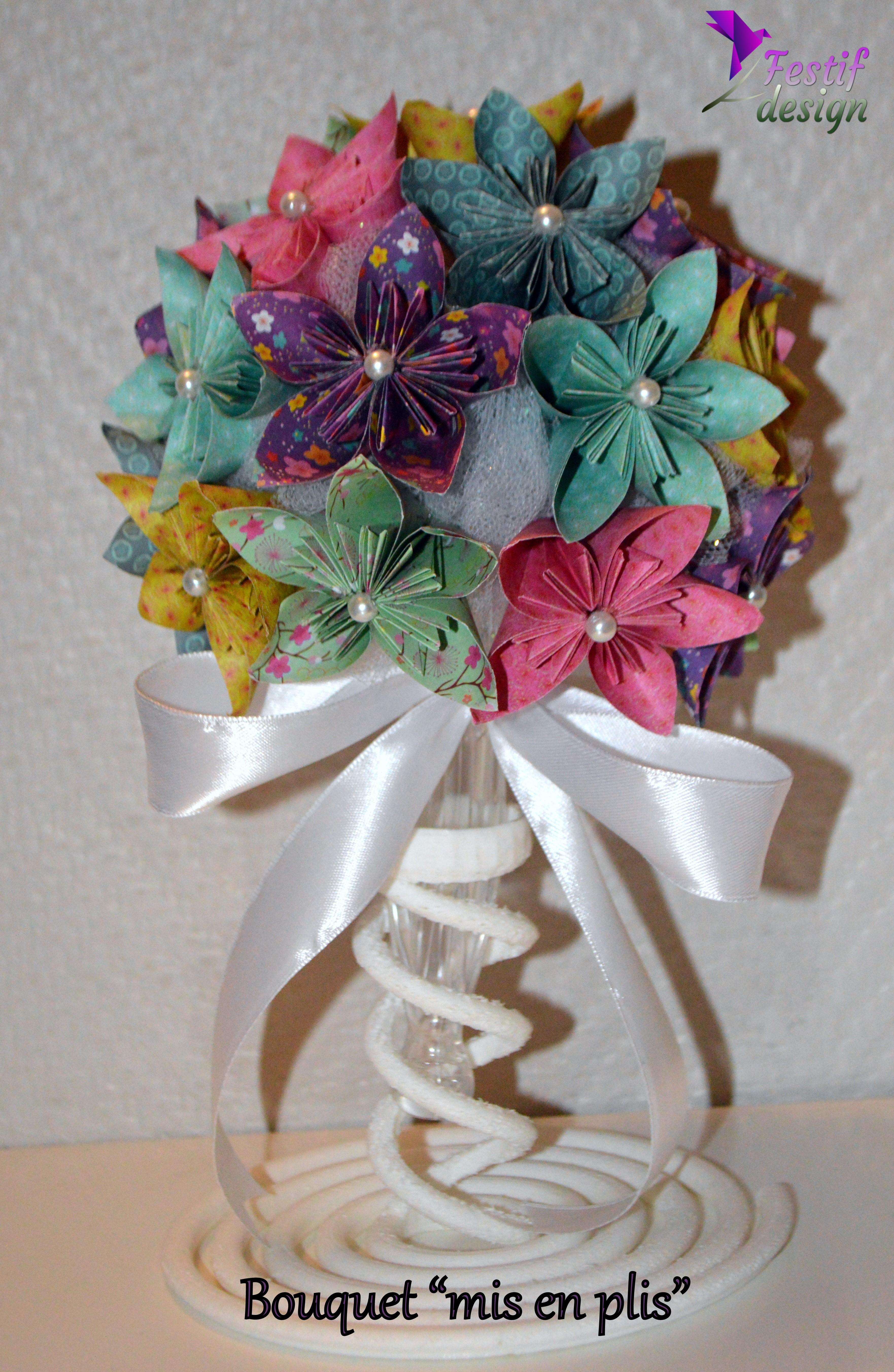 Bouquet mis en plis