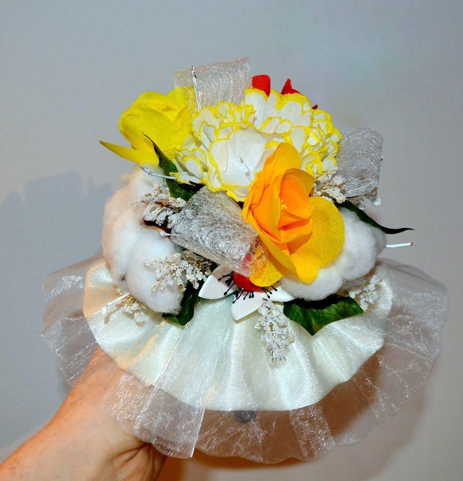 bouquet éternel - hiver