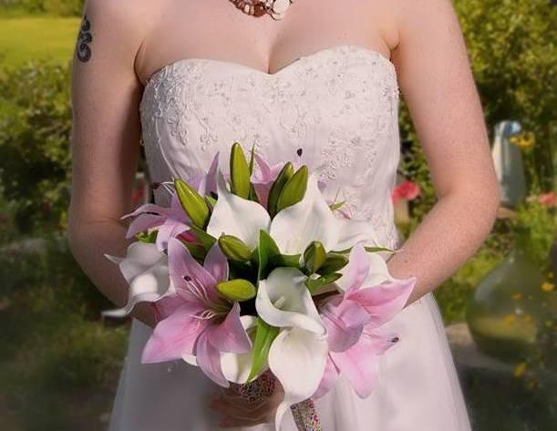 Bouquet éternel - champêtre