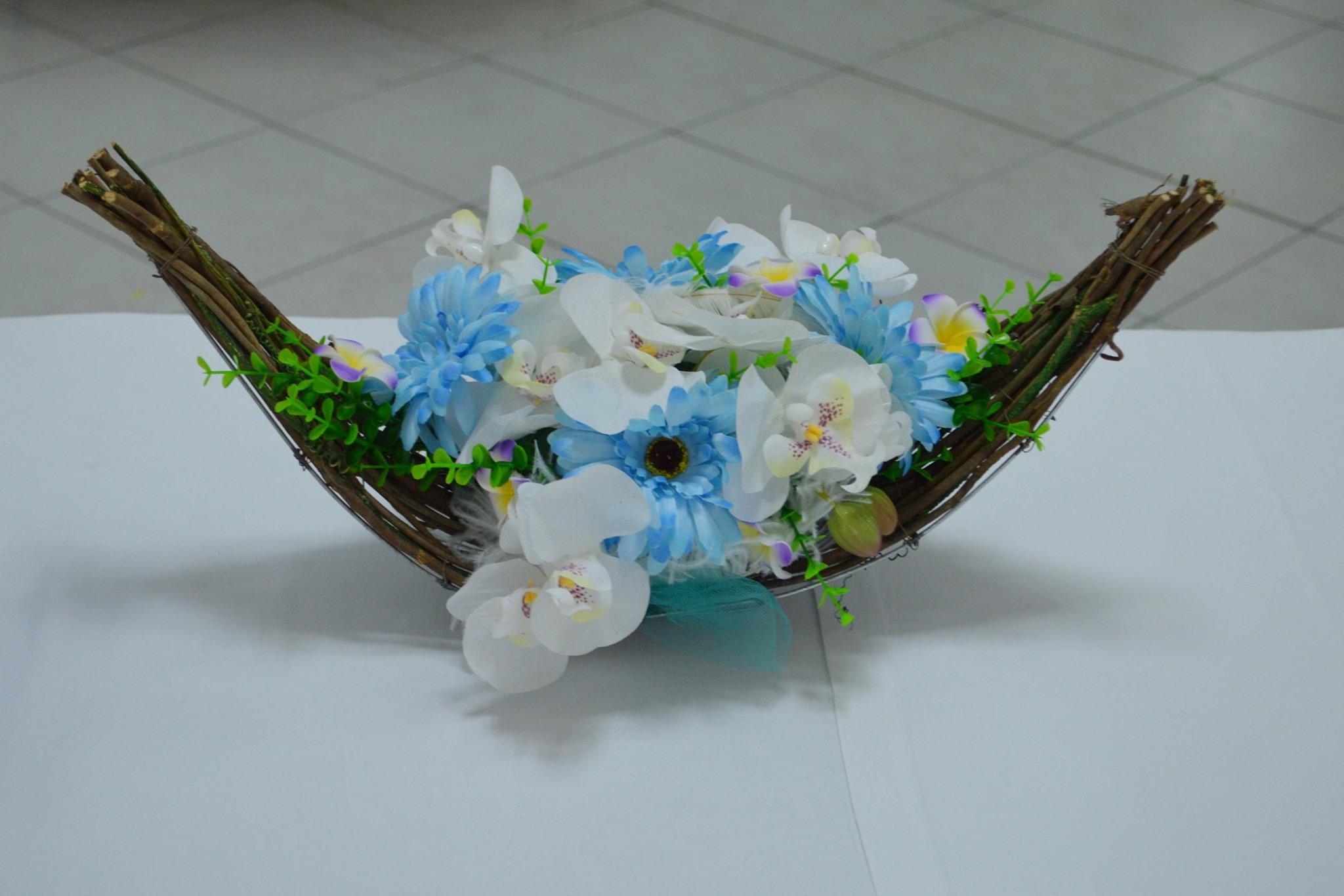 Composition florale éternelle